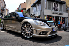 Carlsson CK65 RS (AxelVeraartPhotography) Tags: france mercedes benz nikon cannes nikkor rs vr 18105 carlsson ck65