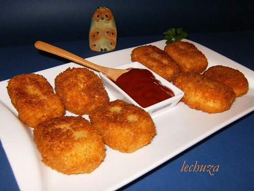 Nuggets pollo-fuente