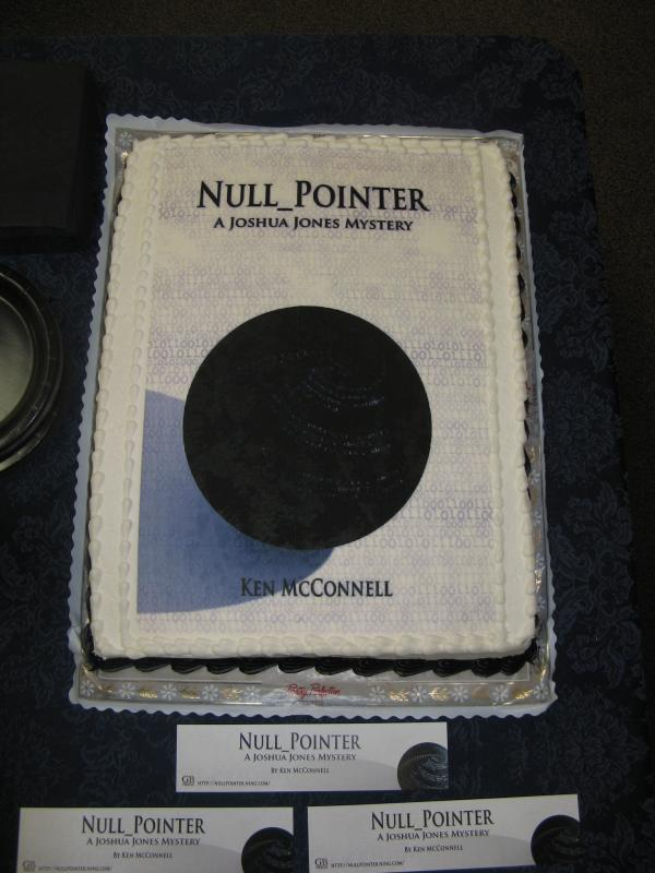 Null_Pointer Cover Cake