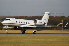 N308AB - 1496 - Private - Gulfstream IV SP - Luton - 091027 - Steven Gray - IMG_2921
