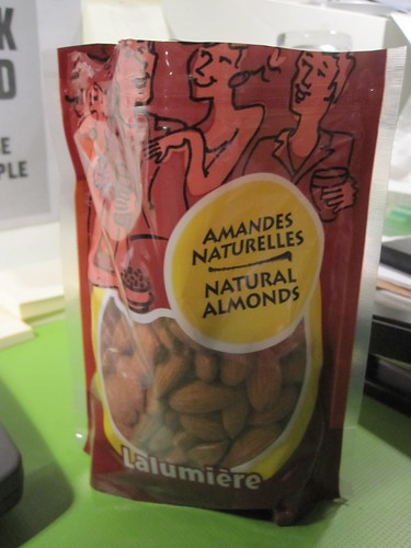 Almonds from home