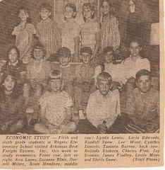 5th Grade Rogers Elementary