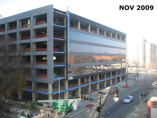425 Eye - Fourth Street frontage in Nov '09
