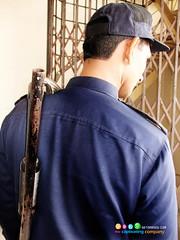 Security guard at Virtual University, Multan C...