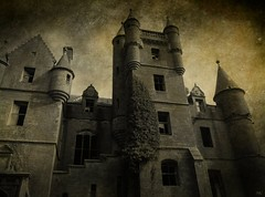 Balintore (~V~ { Fox Maule II }) Tags: family urban castle rural lyon angus decay spooky mansion exploration textured alyth kirriemuir balintore lintrathen