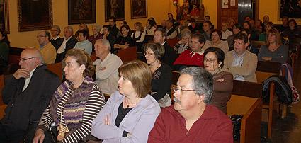 """Conferencia del ciclo """"El despertar del barrio judío"""""""