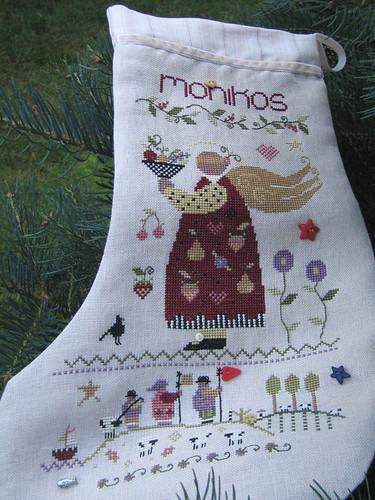 SB. Anna's Stocking