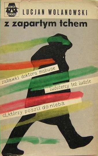 12 crime novel cover from Poland