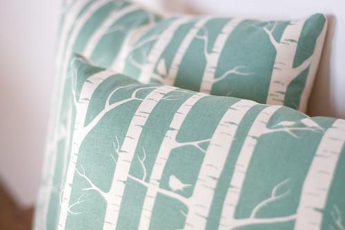 birch cushions