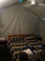 Inside a Safari Tent (wesbran) Tags: southafrica krugernationalpark kruger lowersabie safaritent