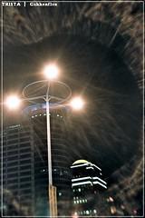 Taipei night (Trista.) Tags: taipei taipeinight  perutzprimera200 nog2 2009 gakkenflex two