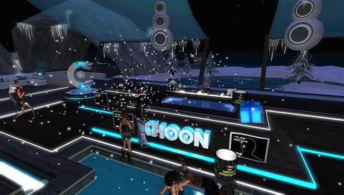 choon lounge party virtual second life