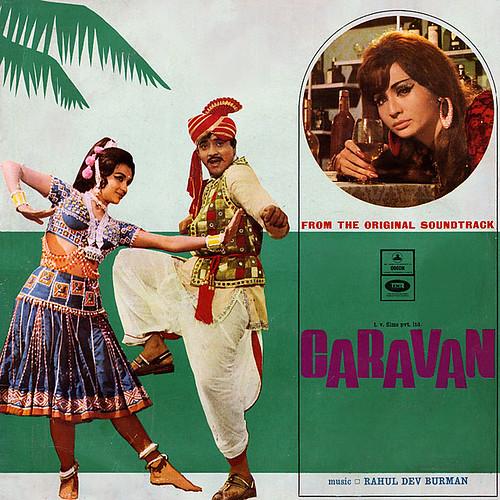 Caravan (1971) SL YT - Jeetendra, Asha Parekh, Mehmood Jr., Ravindra Kapoor, Aruna Irani, Helen, Madan Puri, Anwar Ali, Murad, Shivraj