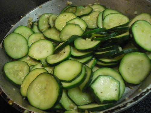CookingZucchini