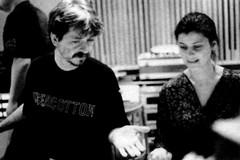 Iva Bittová & Vladimír Václavek: 1997 White Inferno - Bílé  Inverno (Cover Booklet 3)