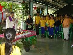 Mass for Street Children