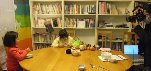 katharine娃娃 拍攝的 4挑揀豆子。