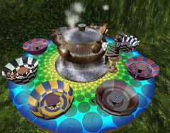 Teacup Ride (Teapot)