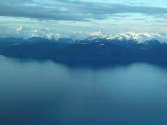 Flight to Juneau