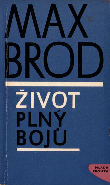 Czechoslovak book cover (1966)