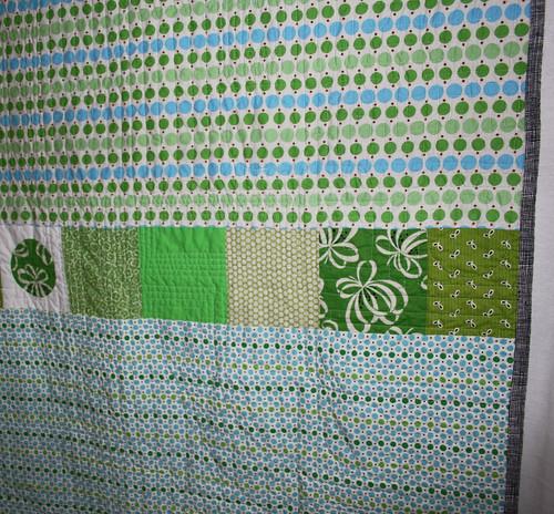 green schmidt backing detail