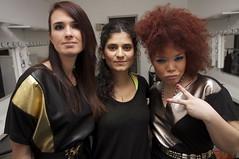 Micheline, Renata e Juju (Nando Reis) Tags: show 26 reis 09 paulo 06 so nando infernais drs
