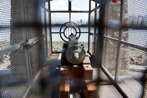 The Nine O'Clock Gun at Stanley Park