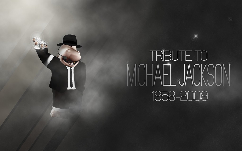 Tribute to Michael Jackson 1958-2009