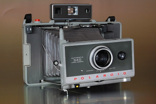 Polaroid Land Model 340 - Camera-wiki.org - The free camera ...