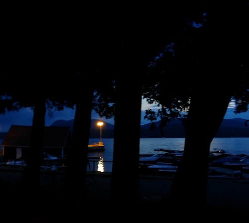 Dusk On Lake Memphremagog II