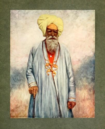 016- Criado del Maharaja de Cutch-The people of India 1910