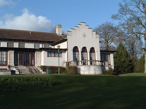 Glen Pavilion, Dunfermline, South Aspect, East