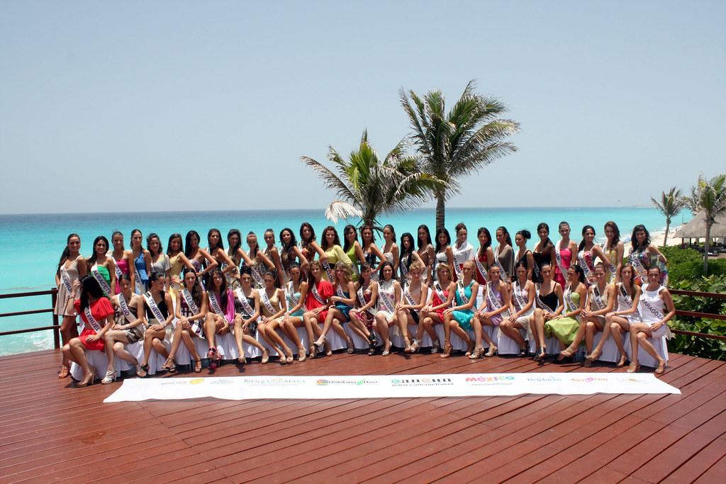 concurso Miss España Cancún