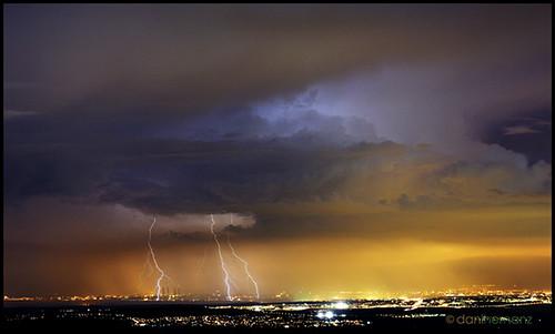 Thunder over Madrid