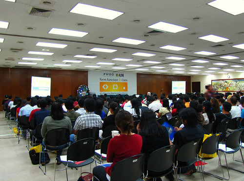 Lessons from the 1st Form Function & Class Philippine Web Design Conference