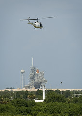 STS-127 Crew Escort To Pad 39a (200907120003HQ) (NASA HQ PHOTO) Tags: usa florida nasa helicopter fl capecanaveral pad39a sts127 billingalls