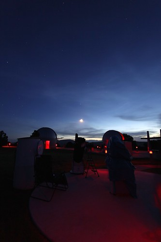 Public Star Party at McDonald
