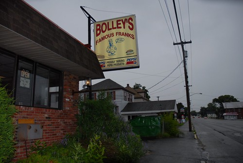 Bolley's in Waterville, Maine