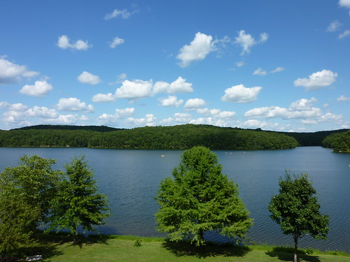 One of the 3,584 photos I took of the lake. Why do I do that?