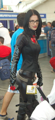 Comic Com 2009: Baroness