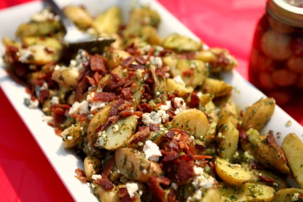 extraordinary potato salad