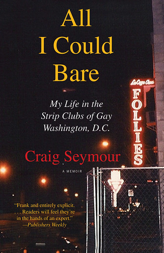ALL I COULD BARE paperback cover