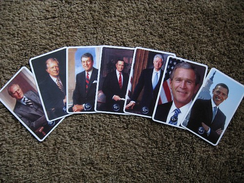 The US Presidents from my life
