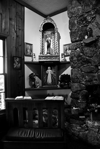 The Shrine of Our Loving Mother (Apparition Room)
