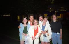 Reunions 1999 (Joe Shlabotnik) Tags: amy steph 1999 peter princeton sue connie jeffb reunions may1999 reunions1999