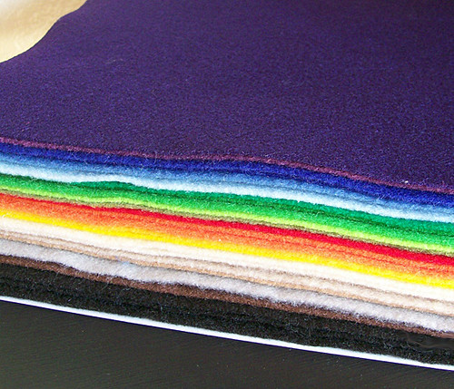 felt for flannel board