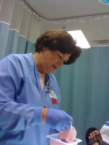 Nurse Becky
