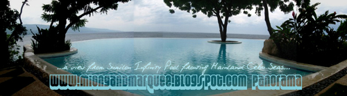 Sumilon Island Bluewater Resort Infinity Pool