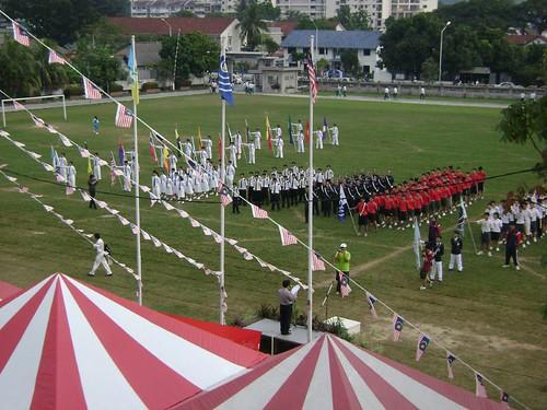 Marching Teams