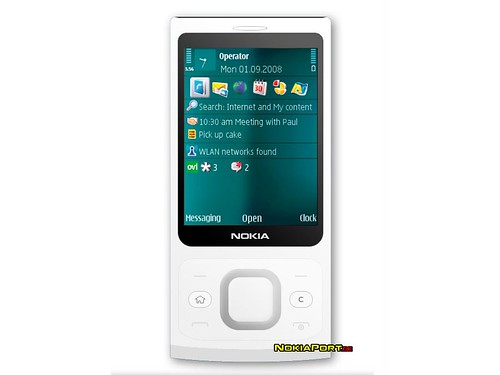 Nokia Unknown Slider render
